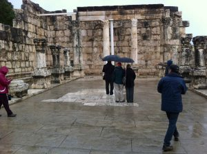 The Synagogue in Ancient Capernaum