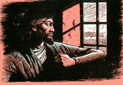 John the Baptist in prison