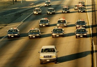 OJ and the Slow Chase