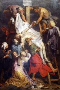 La Descente de Croix - Rubens (1617)