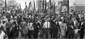 MLKMarchingToSelma