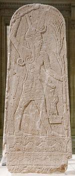 220px-Baal_thunderbolt_Louvre_AO15775