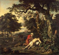 Jan_Wijnants (1670) - Parable_of_the_Good_Samaritan
