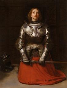 JoanOfArc-JohnEverettMillais-1865