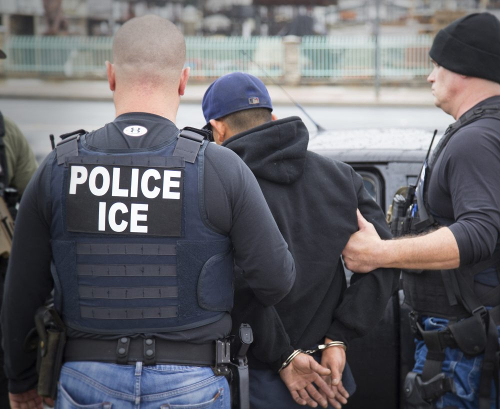 An Incoherent Bully: thoughts on the GOP, ICE, and Sanctuary Cities