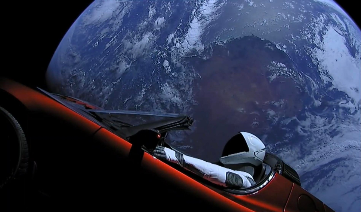 Starman Dreams