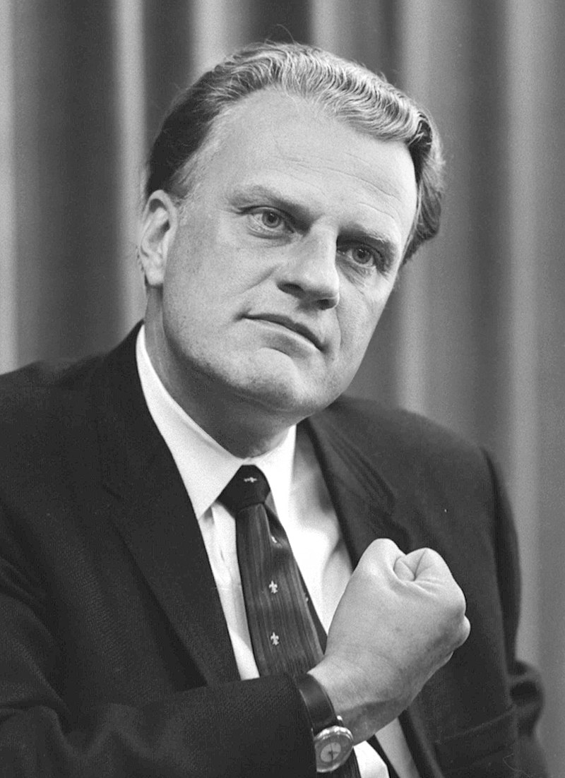 About the Billy Graham Rule