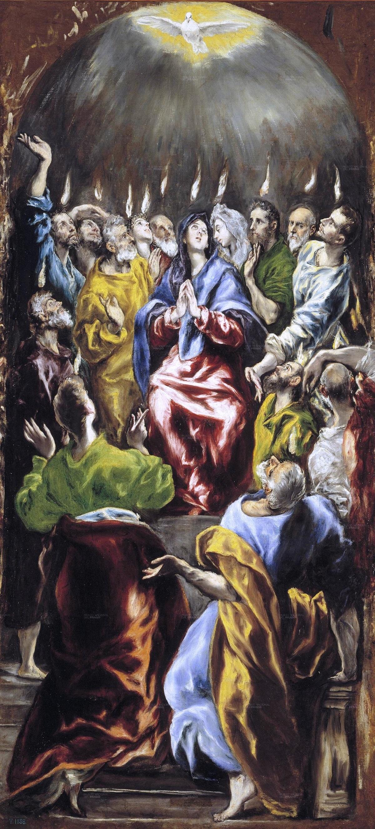 Sermon: Not Alone(Pentecost)